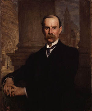 NPG 2489, Sir Aston Webb