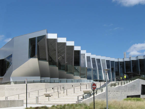 2006 – John Curtin School of Medical Research, Canberra