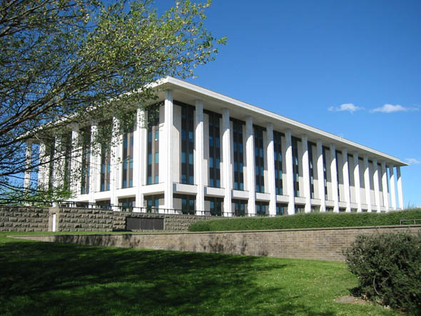 1968 – National Library of Australia, Canberra