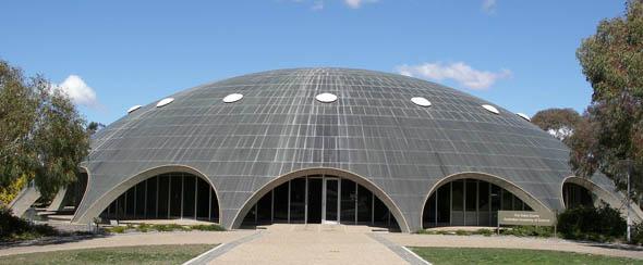1959 – Shine Dome, Canberra, Australia