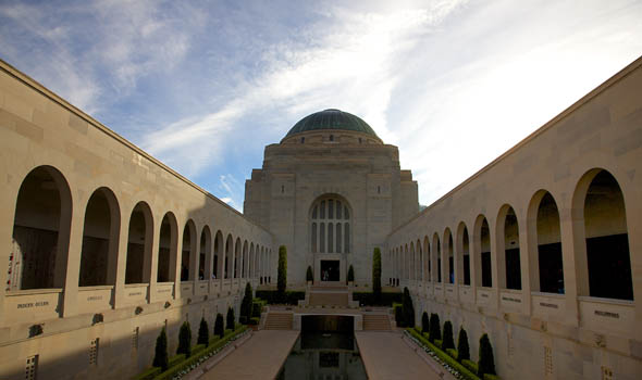 1941 – National War Memorial, Canberra, Australia
