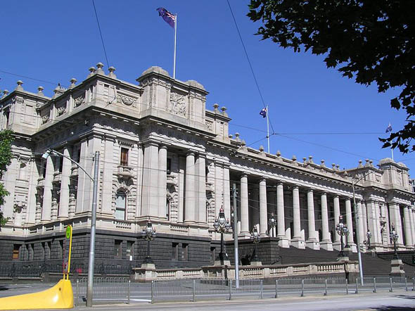 1929 &#8211; Parliament House, Melbourne, Victoria