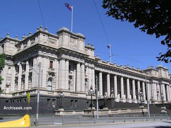 1929 – Parliament House, Melbourne, Victoria