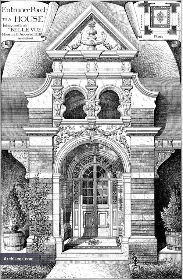 1888 – House, Bellevue, Sydney, Australia