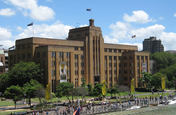 1952 &#8211; Museum of Contemporary Art, Sydney, New South Wales