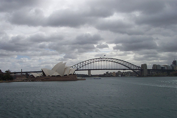 1932 &#8211; Harbour Bridge, Sydney, New South Wales