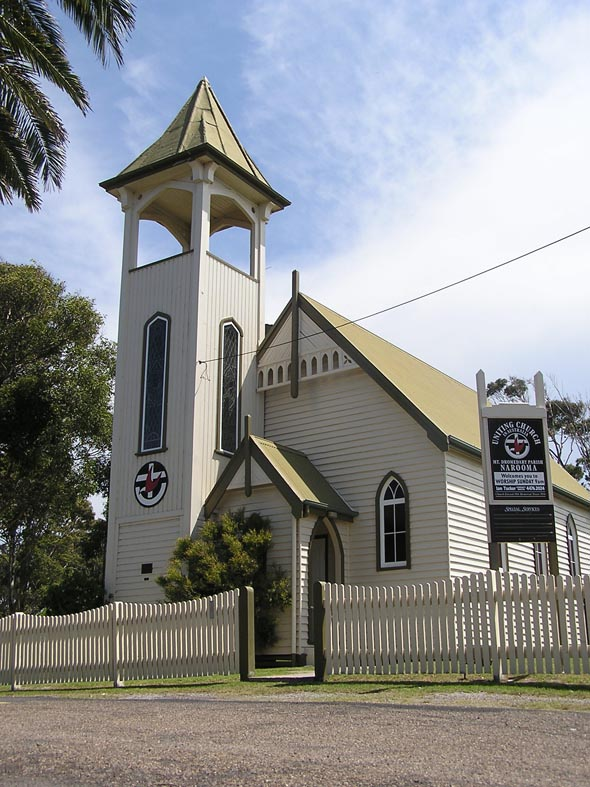 1900c – Uniting Church, Narooma, New South Wales
