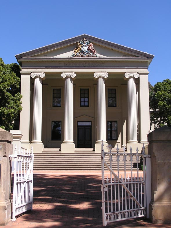 1886 &#8211; Young Courthouse, New South Wales