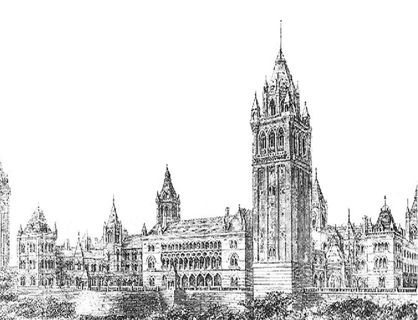 1881 – Unbuilt W.H Lynn Proposal for Sydney Parliament