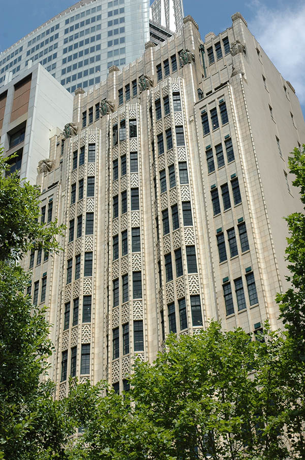 1930 – BMA House, 137 Macquarie St., Sydney, Australia