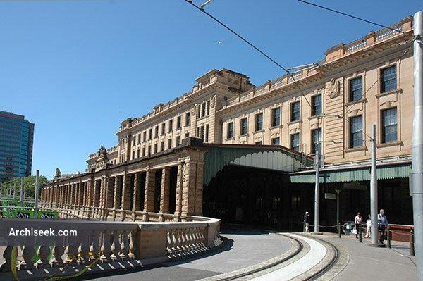 1906 – Central Station, Sydney, Australia