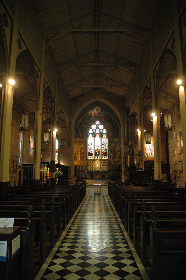 1845 – Christ Church St Laurence, Sydney, Australia