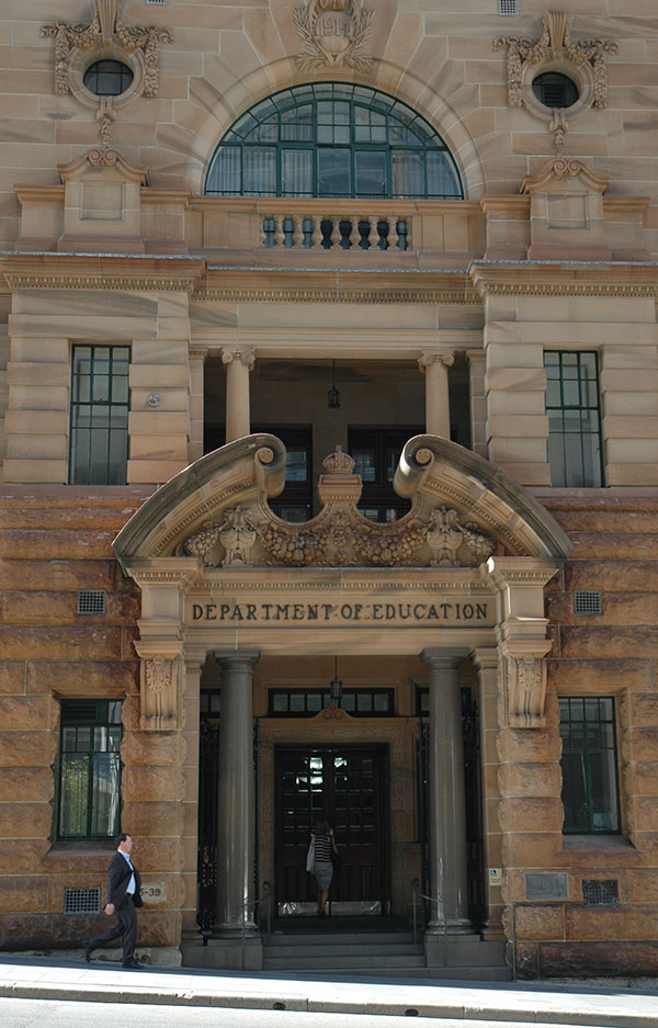 1914 – Department of Education, Sydney, Australia
