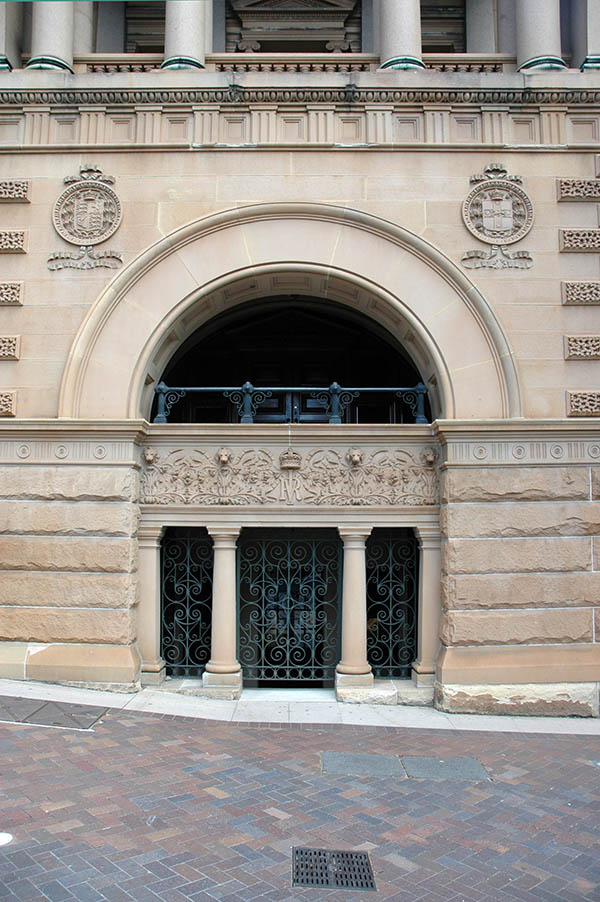 1849 – Former Treasury Building, Macquarie St., Sydney, Australia