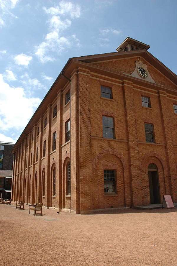 1819 – Hyde Park Barracks, Sydney, Australia