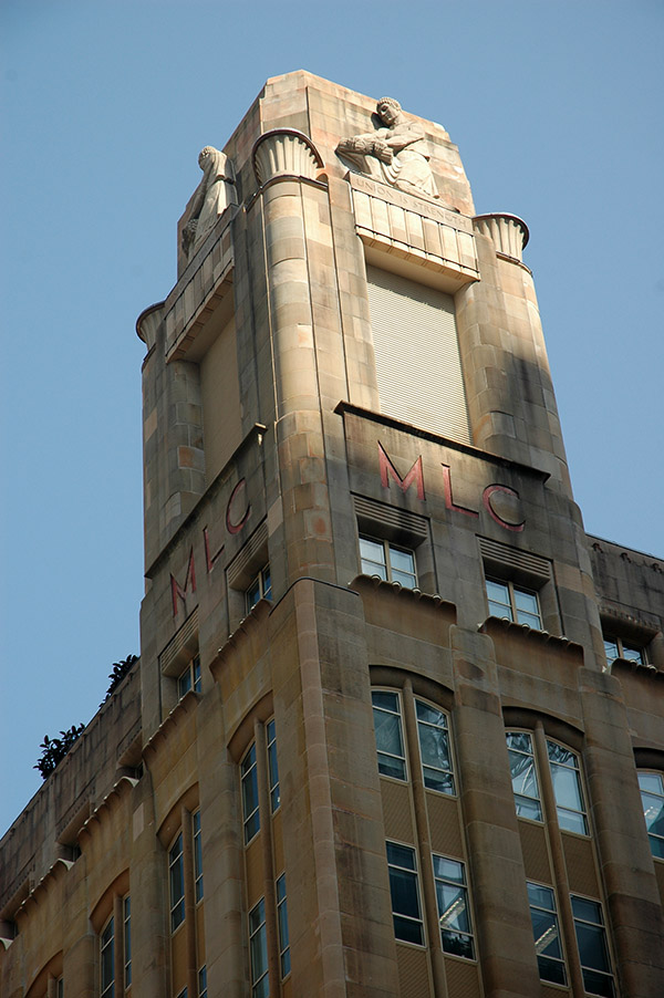 1938 – The Henry Davis York Building, Martin Place, Sydney, Australia