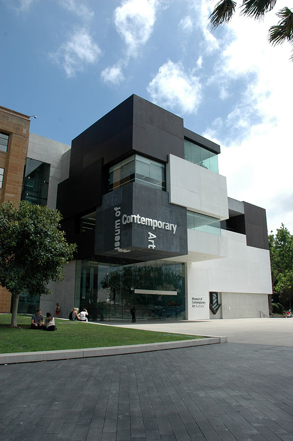 2012 – Museum of Contemporary Art, Sydney, Australia