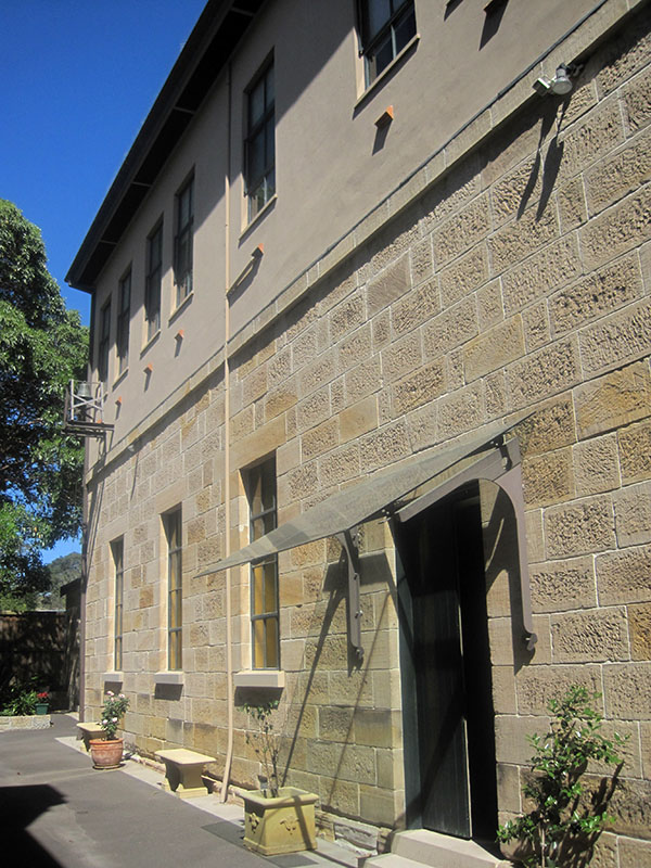 1835 – St. Brigid's Church, The Rocks, Sydney, Australia