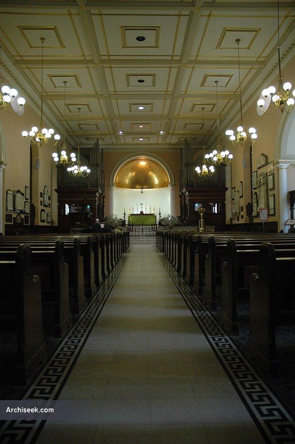 1824 – St. James Church, King St., Sydney, Australia