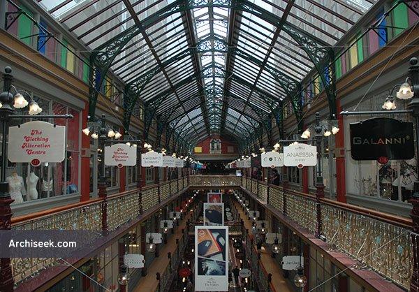 1892 – The Strand Arcade, Sydney, Australia
