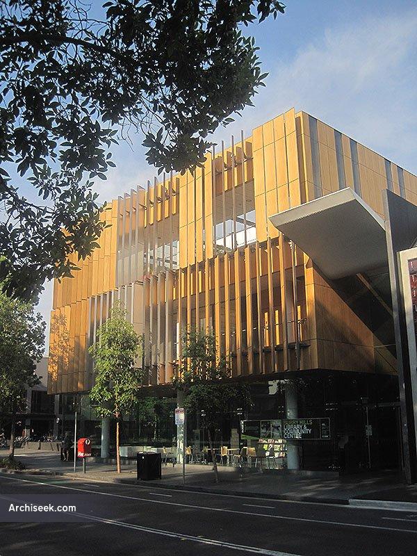 2009 – Surry Hills Library, Sydney, Australia