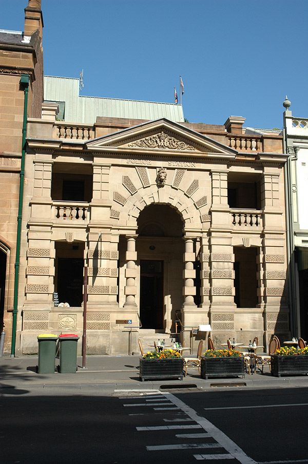 1882 – Former Police Station, The Rocks, Sydney, Australia