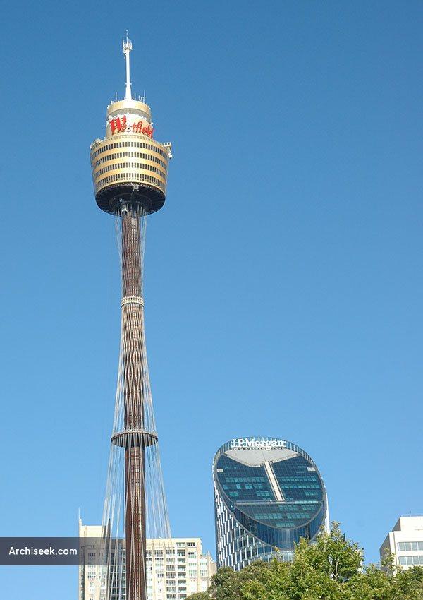 1981 – Sydney Tower, Sydney, Australia