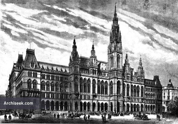 1883 – Rathaus, Vienna, Austria