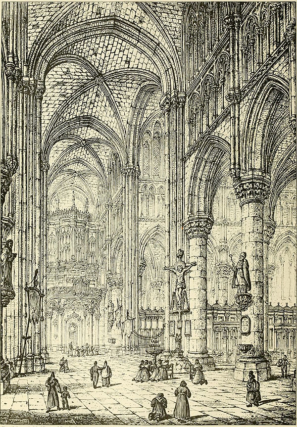 1370 – St. Martin's Cathedral, Ypres, Belgium