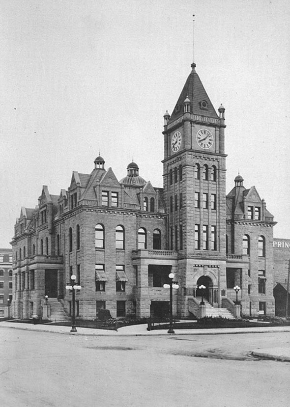 1911 &#8211; City Hall, Calgary, Alberta
