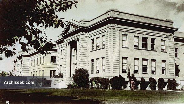 1907 – Land Titles Office, Calgary, Alberta