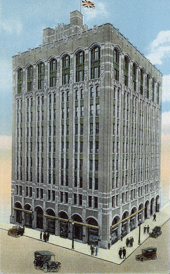 1912 – The Herald Building, Calgary, Alberta