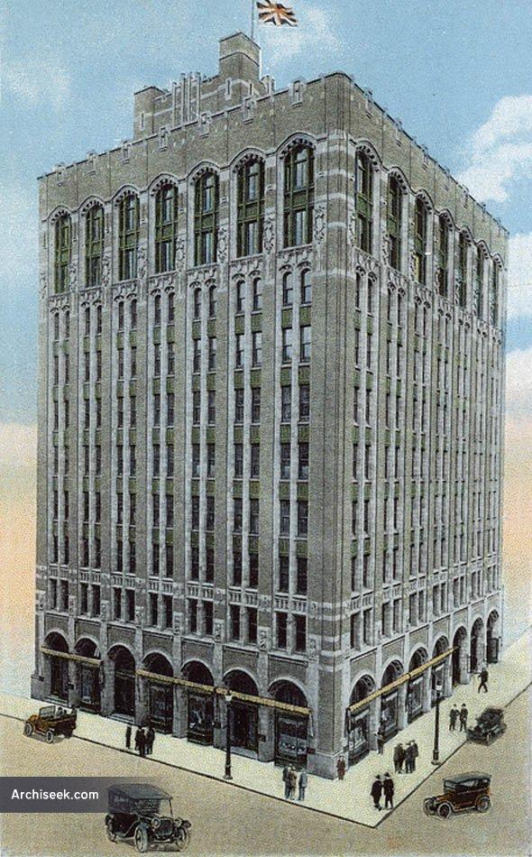 1912 – The Herald Building, Calgary, Alberta