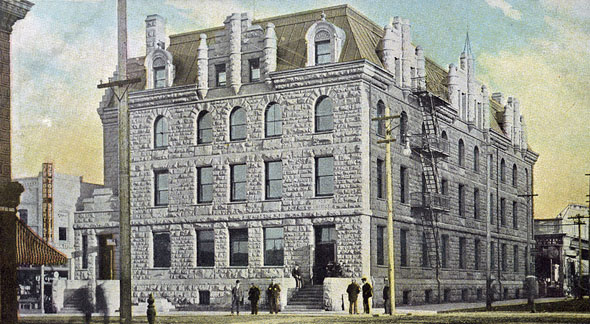 1895 &#8211; Post Office, Calgary, Alberta