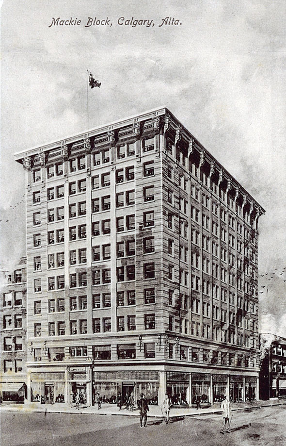 1918 &#8211; Lancaster Building, Calgary, Alberta