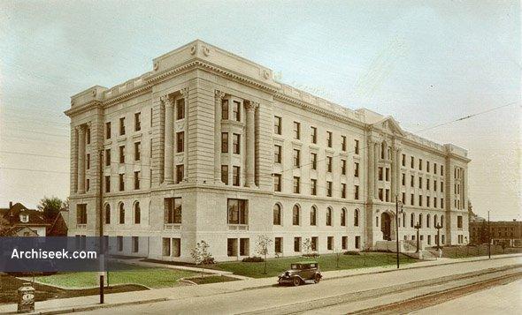1931 – Bowker Building, Edmonton, Alberta