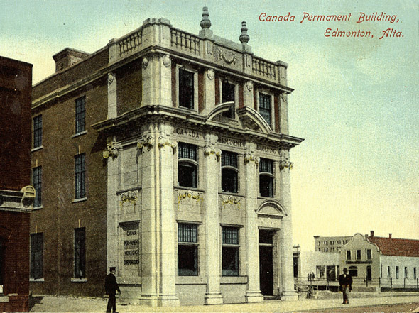 1910 &#8211; Canada Permanent Building, Edmonton, Alberta