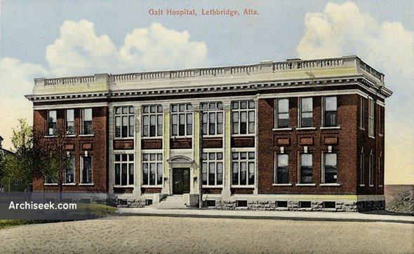 1910 – Galt Museum, Lethbridge, Alberta
