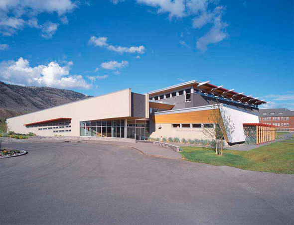 2003 – Sk'elep School of Excellence, Kamloops, British Columbia