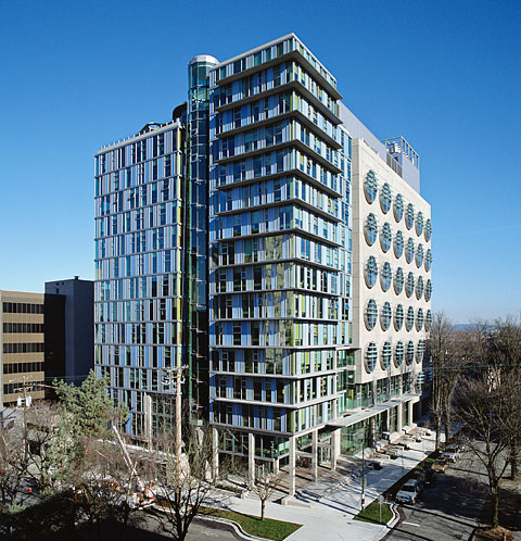 2005 – BC Cancer Research, Vancouver, British Columbia