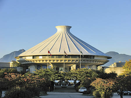 1968 &#8211; H.R. MacMillan Planetarium, Vancouver, British Columbia