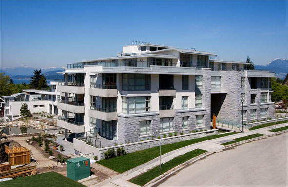 2005 &#8211; Chancellor House UBC, Vancouver, British Columbia