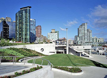 2000 – Coal Harbour Community Centre, Vancouver, British Columbia