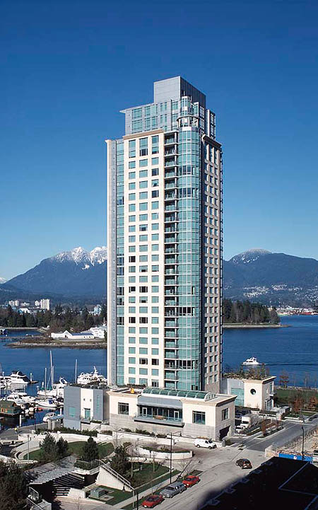 2002 – Escala, Vancouver, British Columbia