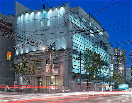 2001 &#8211; Scotiabank Dance Centre, Vancouver, British Columbia