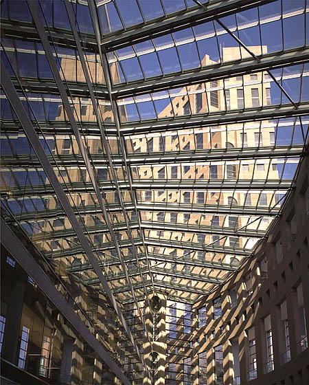 1995 – Vancouver Library Square, Vancouver, British Columbia