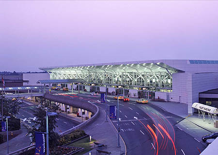 2003 &#8211; Vancouver International Airport Domestic Terminal, British Columbia