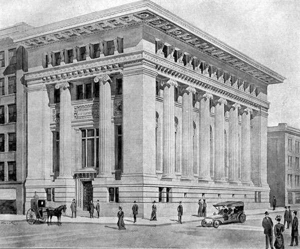 1915 – Canadian Bank of Commerce, Vancouver