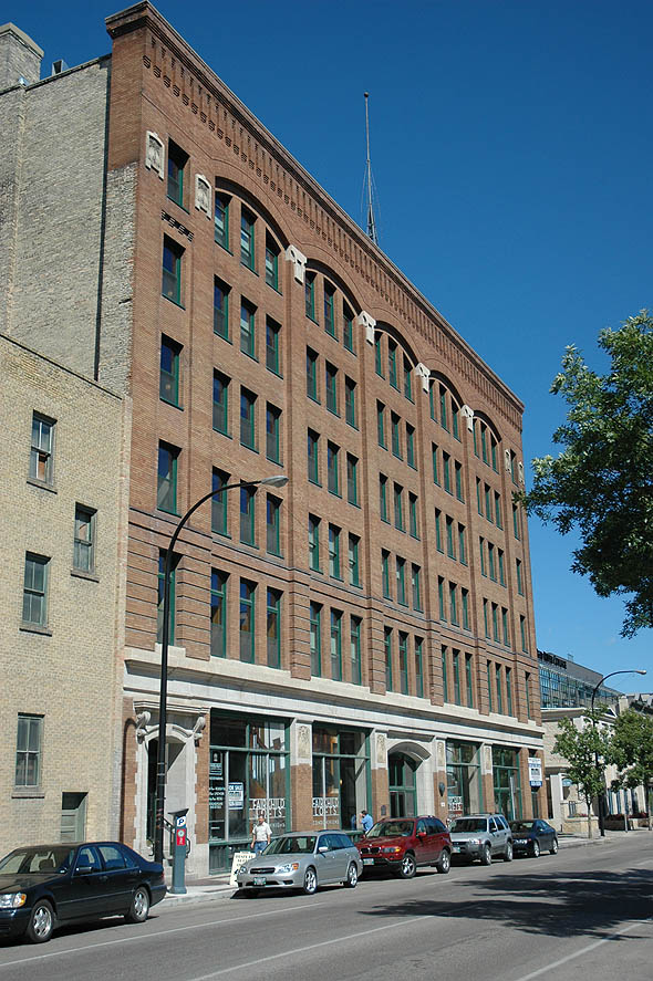 1906 &#8211; Fairchild Building, Winnipeg, Manitoba