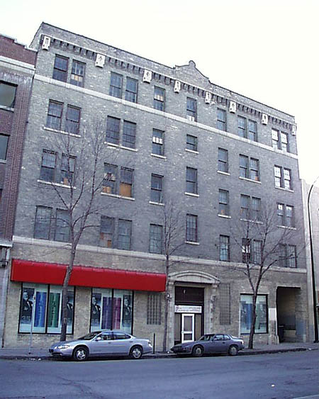1912 &#8211; 139 Market Avenue, Steele Briggs Building, Winnipeg, Manitoba
